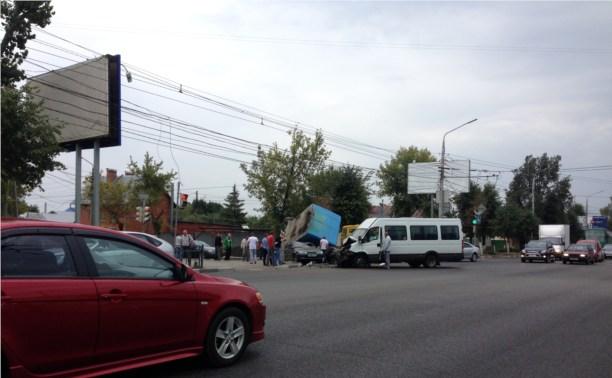 Автокатастрофа в Заречье!