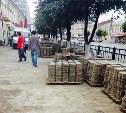 Замена плитки на проспекте Ленина