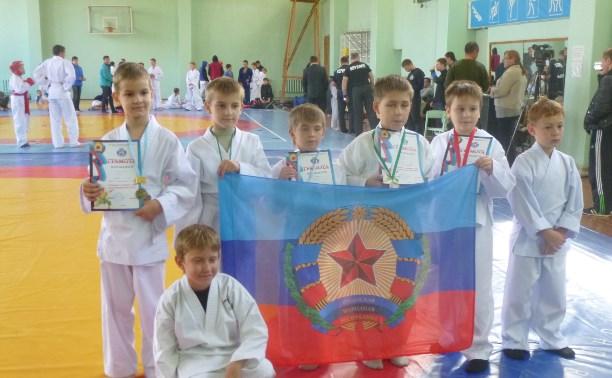 Первые соревнования по рукопашному бою в ЛНР