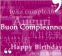 Buon Compleanno, caro Rosario Agro