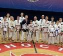 18 медалей тульских каратистов!
