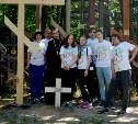 Туляки завалили подарками главу польской православной церкви
