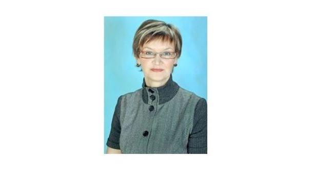 Оксана Владимировна Барменкова учила меня, а теперь учит моего сына