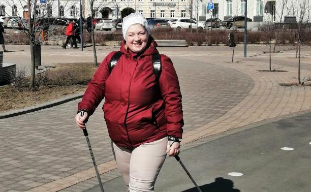 Лариса Барзенкова: «Вписываю новые привычки в свою устоявшуюся жизнь»