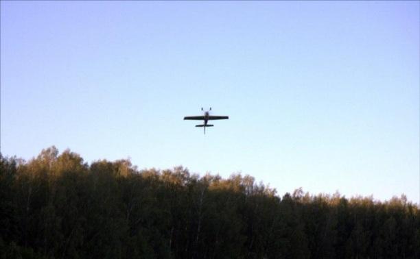 Авиакатастрофа в Ленинском районе