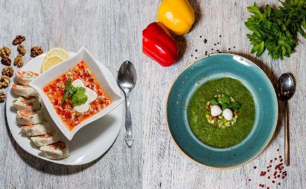 Битва поваров: холодные супы