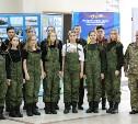 Тульские юнармейцы и школьники посетили десантный музей