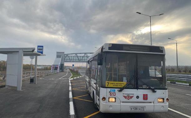7 автобус, о том как он ходит и о текущих проблемах