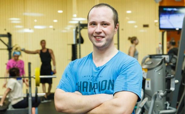Николай Агапов: Потенциал у меня грандиозный!