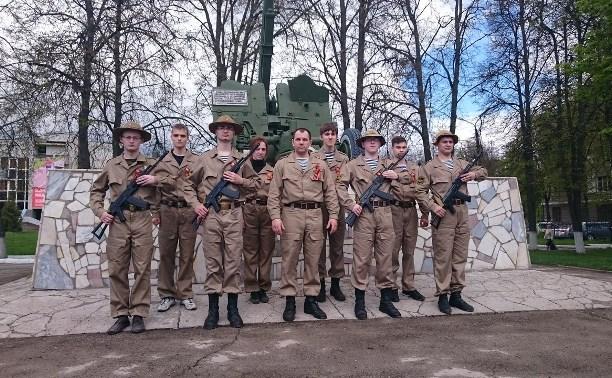 несколько дней из жизни военно-патриотического клуба