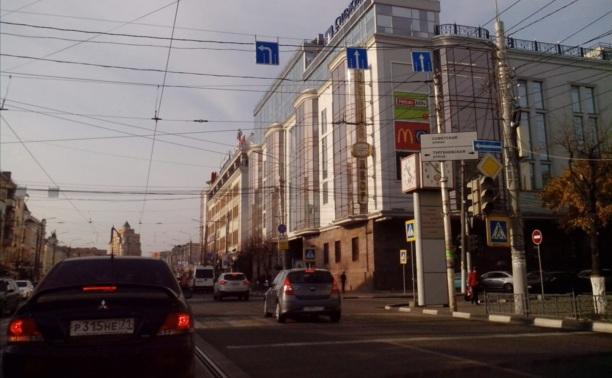 На Советской власти чудят со знаками