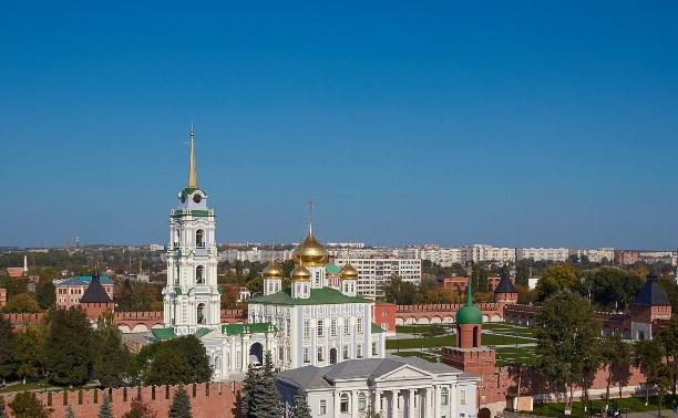 КОНКУРС произведений о Тульском кремле