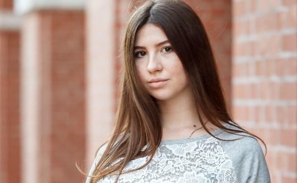 Ольга Пузикова, 17 лет