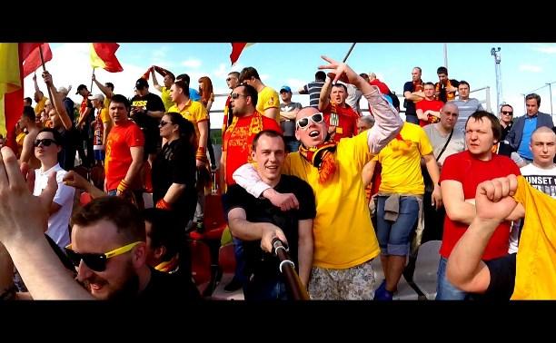 Спартак-2 - Арсенал.Внутри стадиона.
