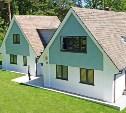 Как оформить два дома на небольшом земельном участке?