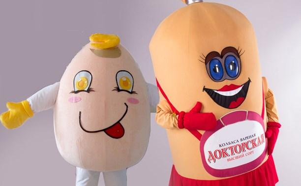 Приключения яйца в колбасном отделе