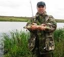 Где в Туле можно рыбу поймать.