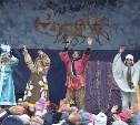 Новогодняя Ёлка в Комсомольском парке