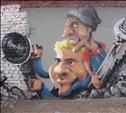Street-art по-тульски.