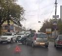 На улице Староникитской произошло ДТП