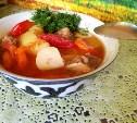 Кавардак - овощное рагу с мясом