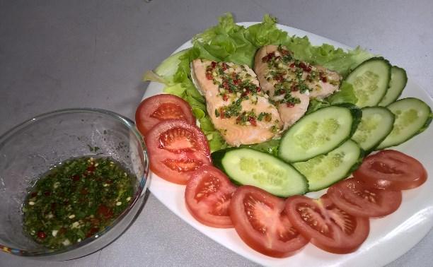 Тайский соус для рыбы