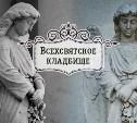 Всехсвятское кладбище. Тула