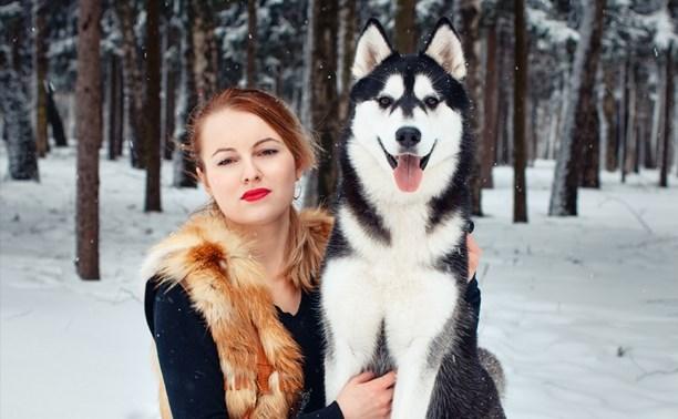 Объявляем победителей фотоконкурса «Дама с собачкой»