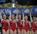 Cборная России по спортивной гимнастике вернула титул чемпиона Европы