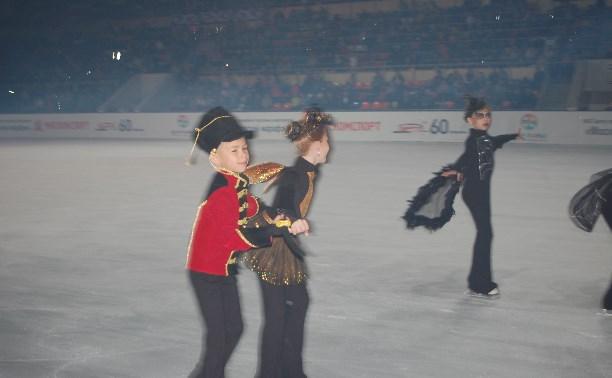 """Международный детский фестиваль танцев на льду в """"Лужниках"""""""