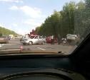 ДТП на Новомосковском шоссе