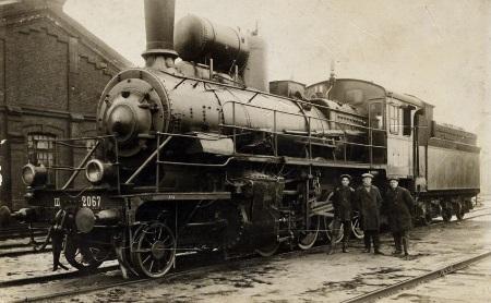 15 июля: в Туле начались испытания нового скоростного паровоза