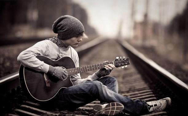 Мои стихи: Гитарист