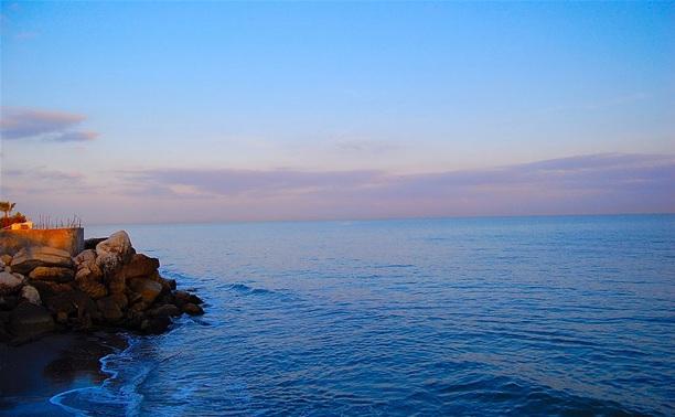 На Каспийское море в августе
