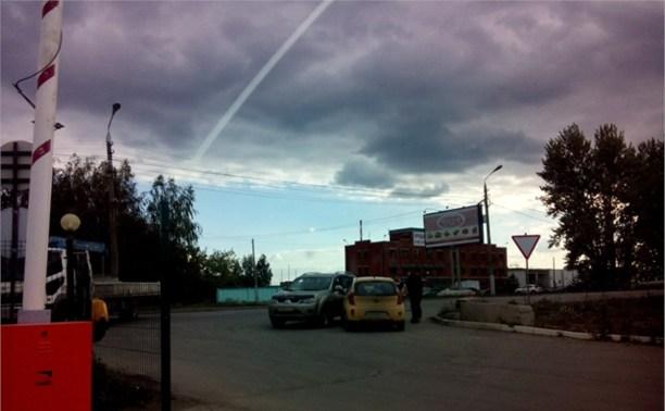 Авария на Одоевском шоссе