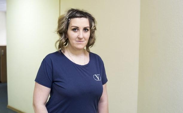 Юлия Лашманова: «Готовлюсь к первой смене гардероба»