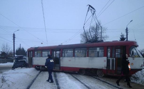 Трамвай из Тулы должен уйти