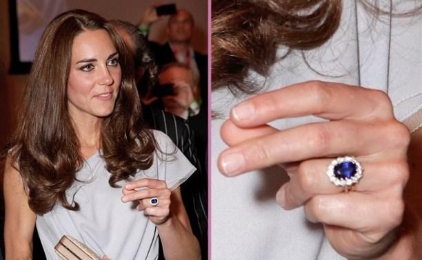 Модная свадьба: помолвочное кольцо и подарок от свекрови
