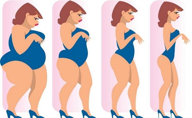 6 самых распространенных ошибок худеющих