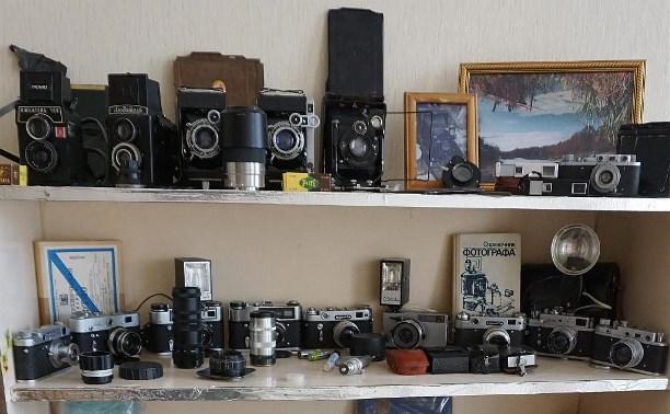 Приму в коллекцию фототехнику:)