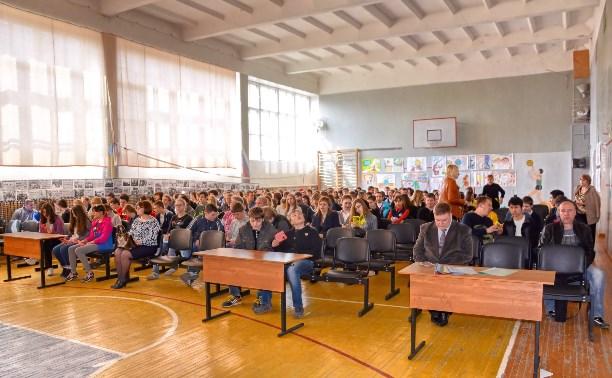 День открытых дверей - ГПОУ ТО «Болоховский машиностроительный техникум»Киреевское отделение