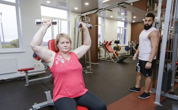 Елена Москалюк. Минус 3,5 кг!