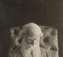 20 декабря: скульптор Курбатов создал иллюзию «живого Толстого»