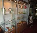 Яснополянская керамика. Выставка в Щекино