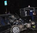 Серьезная авария на пересечении проспекта и Агеева