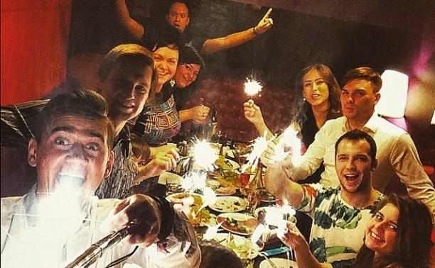 Новый год в Туле глазами Instagram