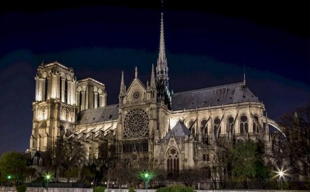 Трагедия Notre Dame de Paris