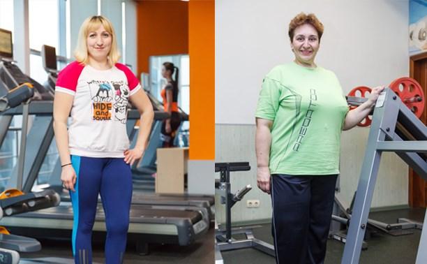В финал проекта вышли Кристина Сухарева и Татьяна Яковлева
