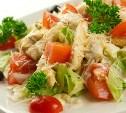 Такие разные и вкусные салаты