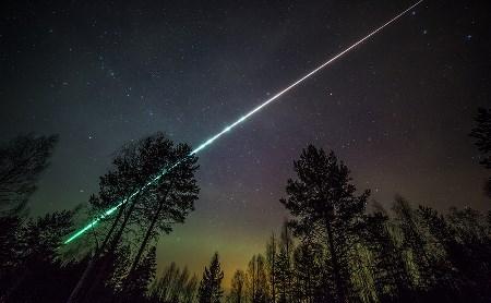 19 августа: таинственный метеор над Тулой